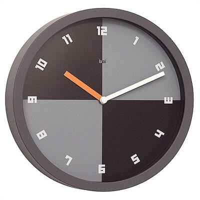 Bai Design Quadro Modern Wall Clock