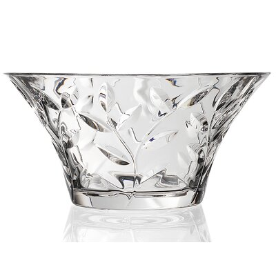 "Lorren Home Trends RCR Laurus 9.5"" Bowl"