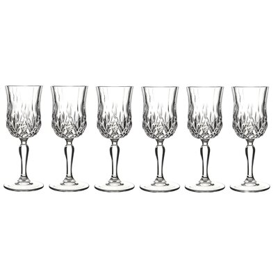 Lorren Home Trends RCR Opera Wine Glass (Set of 6)