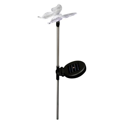 Paradise Garden Lighting Butterfly Solar Stick
