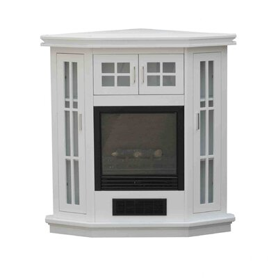 Riverstone Industries Stay-Warm Corner Electric Fireplace