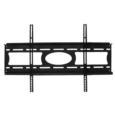 Fixed LCD Wall Mount in Black for 37-63