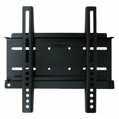 "Arrowmounts Universal Flat Wall Mount in Black for 23-32"" Flat Panel Televisions"