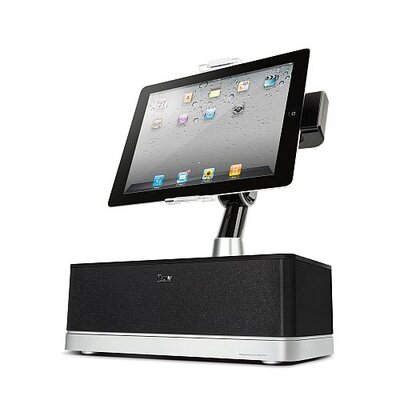 iLuv The ArtStation Pro iPad HiFi Speaker Dock