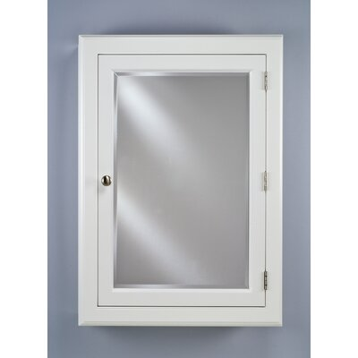 Devon I Small Single Door Medicine Cabinet