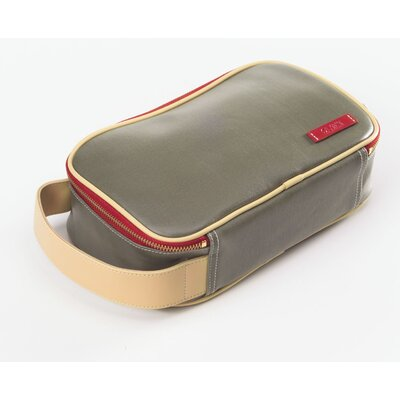 Clava Leather Carina Large Cosmetic Case