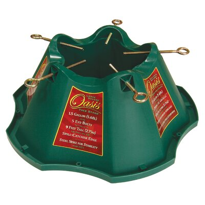 Large One-Gallon Christmas Tree Stand
