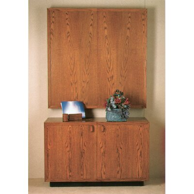 "Claridge Products 31"" x 72"" Traditional Style Credenza"
