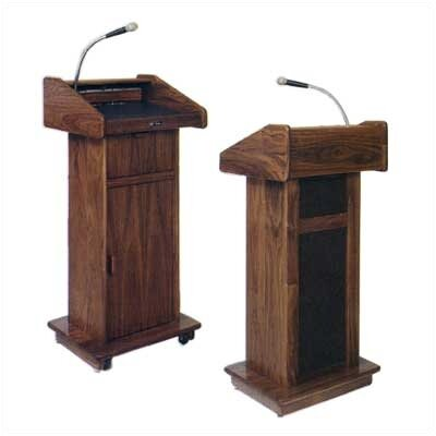 Claridge Products No. 321 Modular Sound Lectern