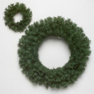 "Vickerman Co. Canadian Pine 72"" Wreath with 1400 Tips"