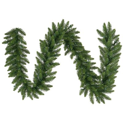"Vickerman Co. Camdon Fir 14"" Garland with 1470 Tips"