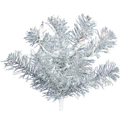 Vickerman Co. 4' Artificial Christmas Tree in Silver