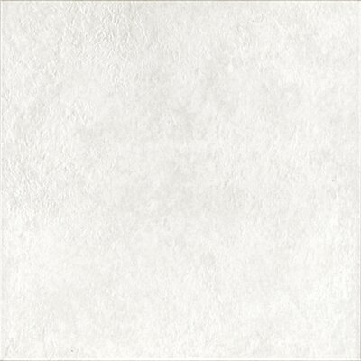 "Congoleum DuraCeramic Heirloom 15"" x 15"" Vinyl Tile in White"
