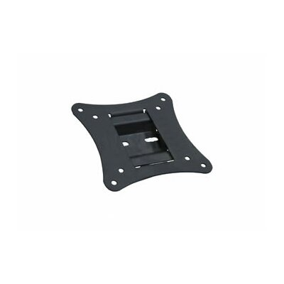 "Pinpoint Mounts Flush TV Wall Mount for 10"" - 24"" Screens in Black"