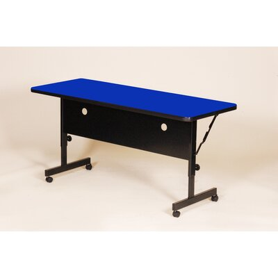 Correll, Inc. Deluxe Laminate Flip Top Table