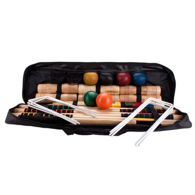 Baden Champions Combo Croquet Game Set