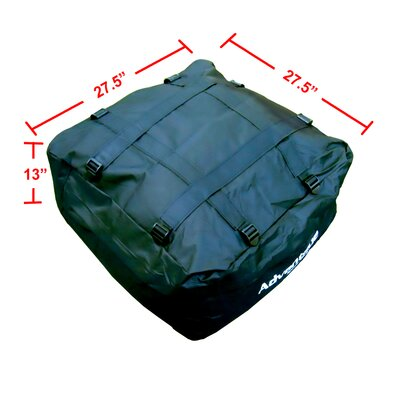 Heininger Holdings LLC Advantage Sports Rack SofTop Compact Cargo Roof Bag