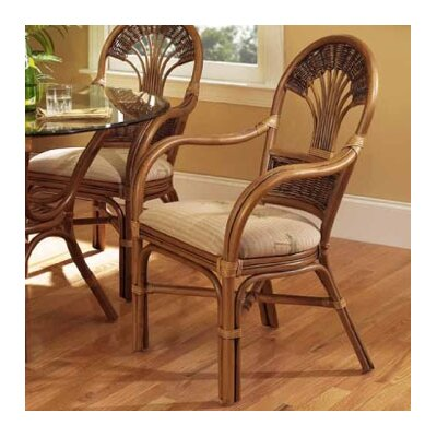 Boca Rattan Tradewinds Arm Chair