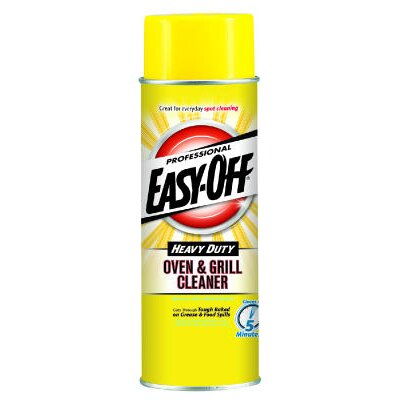 EASY-OFF® Heavy Duty Oven and Grill Cleaner, 24 oz., 6/Case