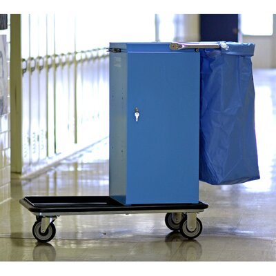 Geerpres® Epoxy Coated Escort Cart