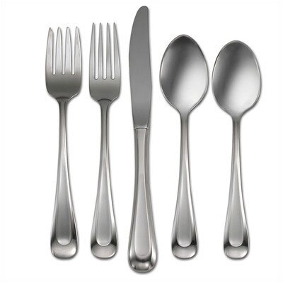 Oneida Sand Dune 45 Piece Flatware Set