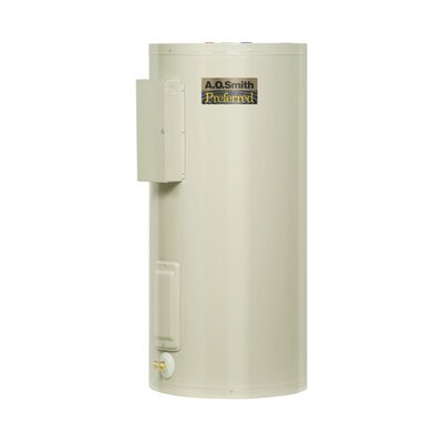 Commercial Tank Type Water Heater Light Duty Electric 120 Gal Dura-Powered Preferred 12KW Input