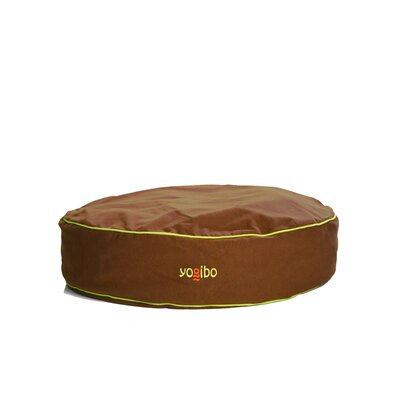 Yogibo Eco-Pet Round Dog Bed