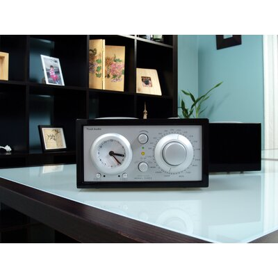 Tivoli Audio LLC Platinum Series Model Three AM/FM Clock Radio