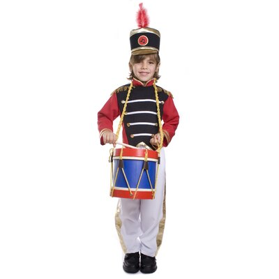 Dress Up America Drum Major Children's Costume