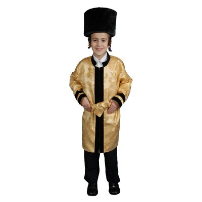 Dress Up America Kids Jewish Grand Rabbi Adult's Robe