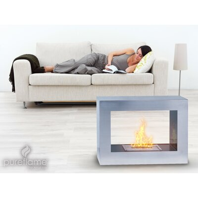 PureFlame Window Flame Fireplace
