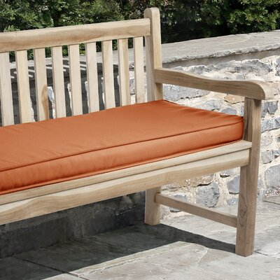 Mozaic Company Sunbrella Outdoor Bench Cushion