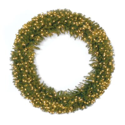"National Tree Co. Norwood Fir 72"" Wreath"