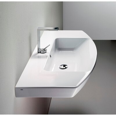 ... Collections Linea Ciuci Wall Mounted Vessel Bathroom Sink - Ciuci 6622