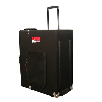 Gator Cases Larger Size Cargo Case with Wheels