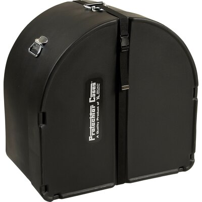 "Gator Cases World Percussion 26"" Molded PE Deluxe Steel Drum Case"