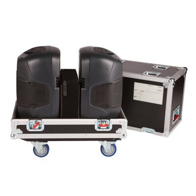 Gator Cases G-Tour Double Speaker Case
