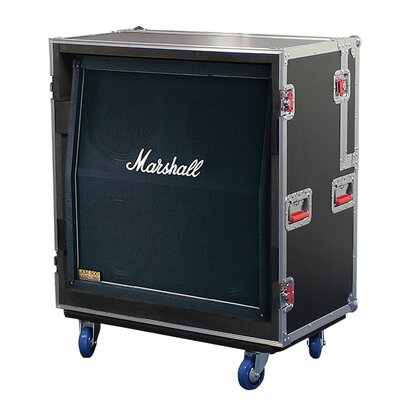 Gator Cases ATA Tour Case for 412 Guitar Speaker Cabinets
