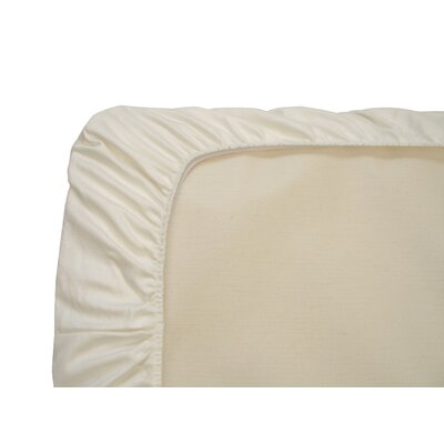 Naturepedic Crib Sheet in Ivory