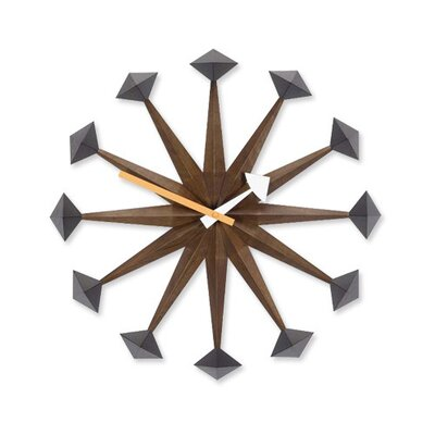 Vitra George Nelson Polygon Wall Clock