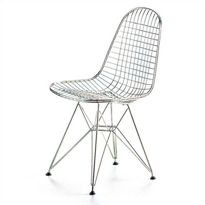"Vitra Miniatures - DKR ""Wire Chair"" by Charles and Ray Eames"