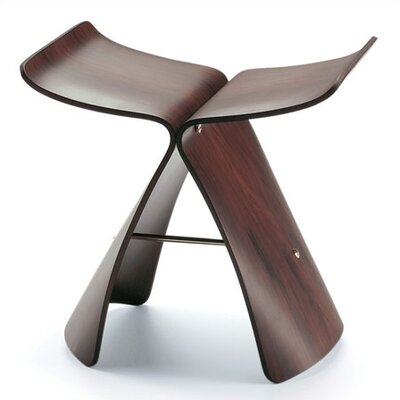 Vitra Miniatures - Butterfly Stool by Sori Yanagi