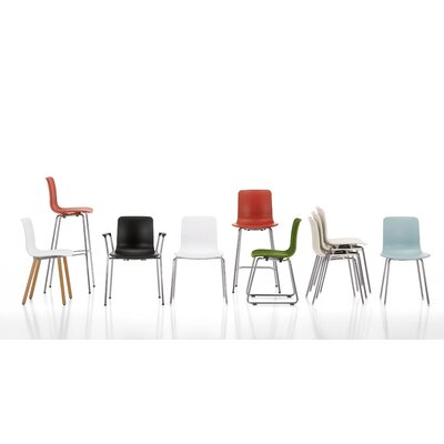 Vitra Hal Tube Stackable Side Chair