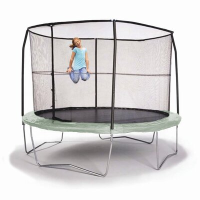 Bazoongi Kids Orbounder 14' Trampoline and Enclosure