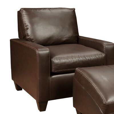Verona Furniture Martin Chair and Ottoman