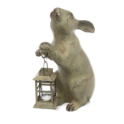 SPI Home Rabbit Lantern