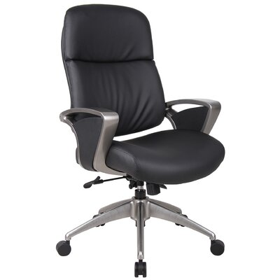 Boss Office Products Aaria Mid-Back Executive Chair