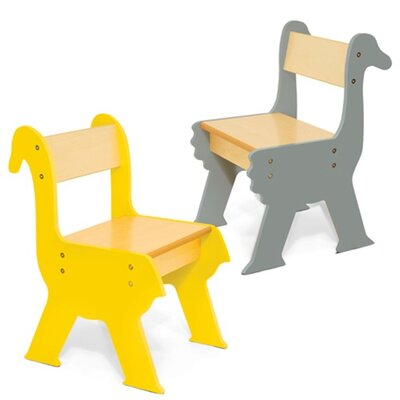 P'kolino Duck and Ostrich Kid's Desk Chair (Set of 2)