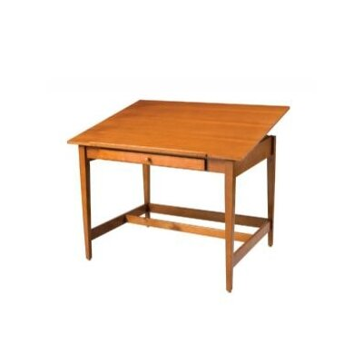 Vanguard Drawing Room Wood Drafting Table