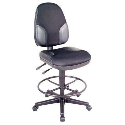 Alvin and Co. High Back Monarch Office Chair